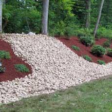Bulk Stone & Mulch in CT