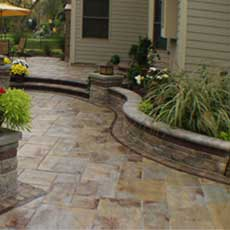 Stone Pavers in CT
