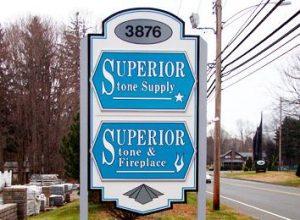 Superior-Road-Sign