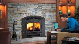 Regency EX90 Large Wood Fireplace