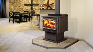 Regency F3100 Large Freestanding Wood Stove